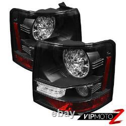 06-09 Range Rover Sport HSE S/C Utility Noir LED Feu Arrière Frein Signal Lampe