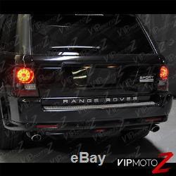 06-09 Range Rover Sport Hse S/C Utilitaire Noir Led Feu Arrière Frein Signal