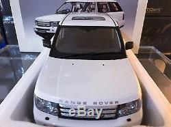 1/18 Autoart Land Rover Range Rover Sport Rare