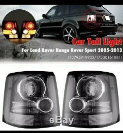 2 Feux Arrière Range Rover Sport 2005 2013