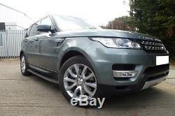 2 Marche Pied Oem Look Range Land Rover Sport Vogue L405 L494 2013 2014 2015