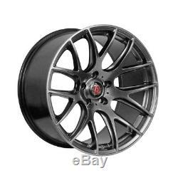 20 Hb Axe Cs Light 8.5j pour Land Range Rover Sport Discovery BMW X4 X5 VW T5