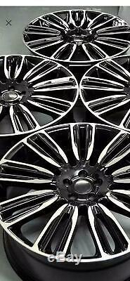 20 Pouces Jantes pour Land Rover Discovery Range Rover Sport 9.5J 4 Jantes ET45
