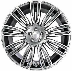 20 Pouces Jantes pour Land Rover Discovery Range Rover Sport 9.5J 4 Jantes ET49