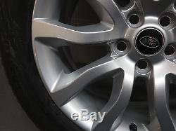 20 pouces Roues d'HIVER ORIGINAL PAYS Rover Range Rover Sport LW JANTES NEUF