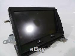 2007 Range Rover Sport Navigation Écran LCD YIE500082PVJ