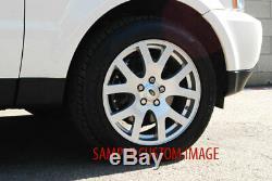 2010 Land Range Rover Sport S/C avant + Arrière Noir MGP Frein Disque Étrier