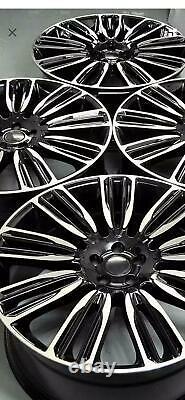 21 Pouces Jantes pour Land Rover Discovery Range Rover Sport 9.5J 4 Jantes ET45