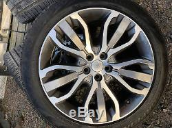 21 Range Rover Sport Roues Alliage Style 507 Original Land Pièces Occasion