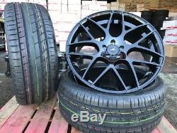22 Noir Roues + pneu AUDI RANGE ROVER MK IV 2012-2018 5.0 V8