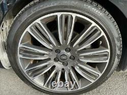 22 Range Rover Sport Roues Alliage & Pirelli Pneus Style 9012 Original L405