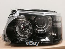 2x Range Rover Sport 2012 LED head lights lamps assembly/ bi-xenon HID ballasts