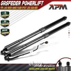 2x Ressort à Gaz Hayon Powerlift Pour Land Rover Range Sport L320 2012-2013