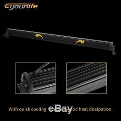 300W 52'' Barre LED Lumineuse Light bar Quad véhicules ATV 4x4 Offroad Jeep 21V
