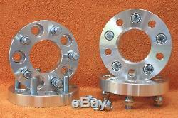 4 ELARGISSEURS DE VOIE 25mm 5x120 per Range Rover Sport LS LW