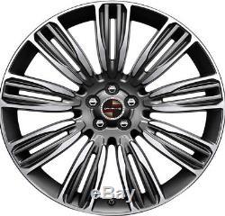 4 Jantes neuves 22' Range Rover VELAR / range Sport / Range Rover / Vogue