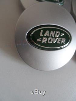 4 centre de roue RANGE ROVER 62mm HSE SPORT 62 MM LAND ROVER NEUF CENTRES