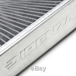 55mm Radiateur Alliage Aluminium Sport Pour Terre Range Rover P38 2.5td 94-99