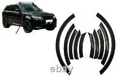 Aile Flares Passages Roue Extensions pour Range Rover Sport L494 2013+ SVR Look