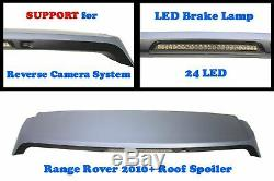 Aileron Spoiler Toit pour Sport L320 Facelift 10-13 Aubiography Look Lampe LED