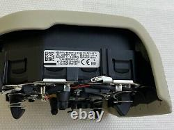 Airbag Volant Range Rover Sport L494 L405 Cuir beige Volant OEM 0589-P1-000909