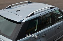 Aluminium Côté Rails de Toit Barres Set Pour range rover sport (2005-13)