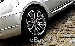 Authentique Jantes + pneus Range Rover sport L494
