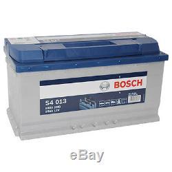 BOSCH S4 013 95Ah 12V Premium Batterie de Véhicules Starter Battterie
