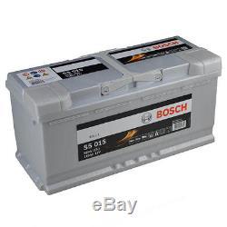 BOSCH S5 015 110Ah Premium Batterie de Véhicules Starter Battterie SILVER PLUS