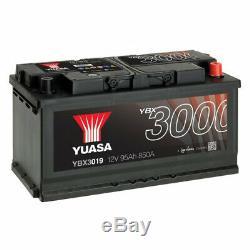 Batterie Yuasa SMF YBX3019 12V 95ah 850A