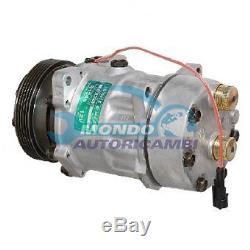 COMPRESSEUR CLIM FIAT DUCATO Cassonato/Fahrgestell (230) 2.5 TDI 4x4 85KW 116CV