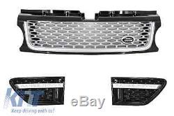 Calandre Grille Prises d'air Range Rover Sport Facelift L320 Autobiography N/A