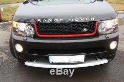 Calandre Land Range Rover Sport 2010+ L320 Autobiographie Look Évents Latéraux