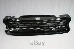Calandre entièrement noire brillante pour Range Rover Sport (L494) (2014)