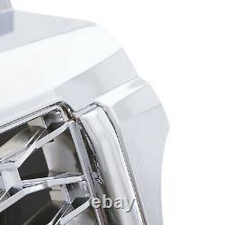 Chrome Autobiographie Style Calandre Pour Grille Range Rover Sport L320 10-13