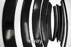 D'ailes Arches roue extensions pour Range Rover Sport L494 13+ SVR Look
