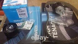 Discovery 3.0tdv6 COURROIE DE DISTRIBUTION kits-front + arrière lr016655 +
