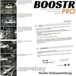 Dte Puce de Tubing Boostrpro Pour Land Rover Range Sport L494 340PS 250KW 3.0