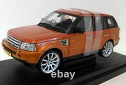 Ertl 1/18 Scale Diecast 42224 Range Rover Sport Orange