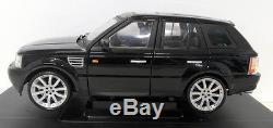 Ertl 1/18 scale diecast LRO1516 Range Rover Sport black