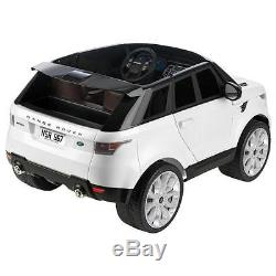 FEBER Voiture Electrique Enfant Le Range Rover Sport 12 volts