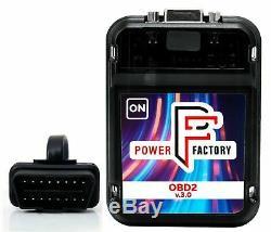 FR Boitier Additionnel OBD2 v3 Land Rover Range Rover Sport I 3.0 TD Chip Diesel