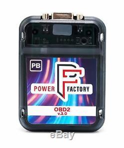 FR OBD2 Boitier Additionnel Land Rover Range Rover Sport 3.0 4.2 4.4 5.0 V3