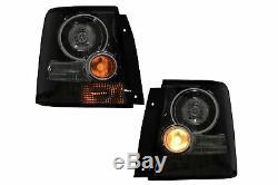 FULL LED Feux pour Range Rover Sport 05-13 Facelift Autobiography Look Noir