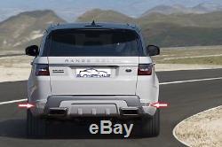 Feux Antibrouillard Arrieres Blanc Range Rover Sport Svr 2014- Autobiography
