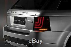 Feux Arrière LED Dynamic Smoke Range Rover Sport L320 de 2005 au 2013