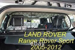Filet Grille séparation chien pour LAND ROVER Range Rover Sport2005-12