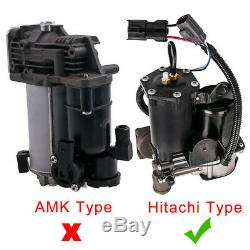 For Range Rover Sport Air Suspension compresseur PUMP LR010376 Hitachi Type New