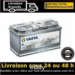 G14 VARTA Start Stop Plus 12V 95Ah AGM Batterie