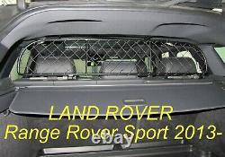 Grille maillée filet séparation chien pour LAND ROVER Range Rover Sport (2013-)